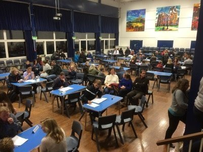 parents eve - Parents evenings and the difference between supportive and pushy