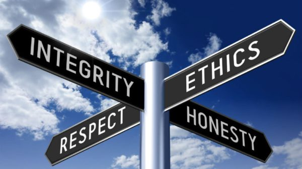 ethics - What's the role of ethics in education?