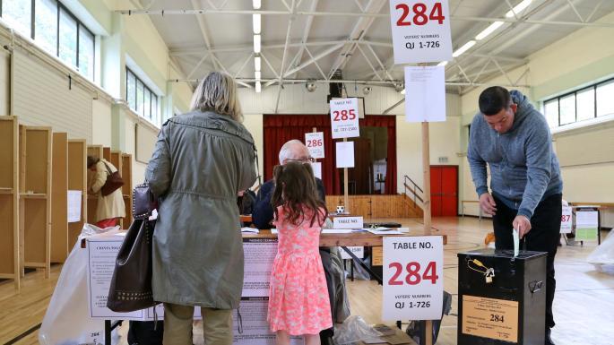 School Polling